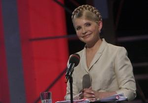 Тимошенко рассказала о победах оппозиции