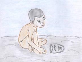 В Киеве к годовщине Голодомора пройдет выставка детских рисунков