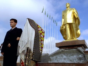 Из гимна Туркменистана убрали слова о Туркменбаши