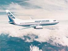 В Калининграде Боинг-737 приземлился с убранным шасси