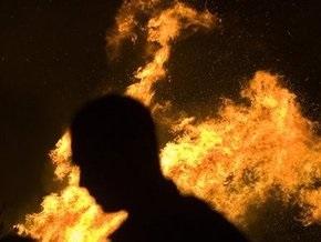 Бойцы МЧС спасли девятерых детей при пожаре в Черкассах