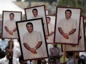 Тамильские тигры признали гибель своего лидера