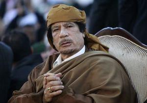 Один из сыновей Каддафи погиб при авиаударе сил НАТО