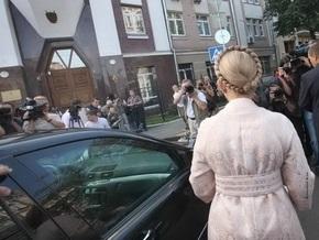 Секретариат Ющенко настаивает на госизмене Тимошенко