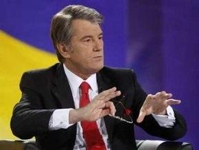 Ющенко обвинил БЮТ в незаконных сделках с землей в Киевской области