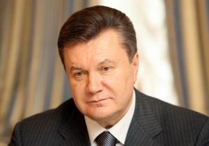 Сегодня три телеканала покажут интервью Януковича