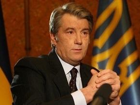 Ющенко дал Винскому орден