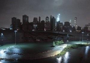 Ураган Сэнди нанес ущерб в $50 млрд