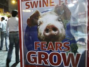 Американка умерла от свиного гриппа