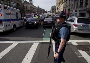 Взрывы в Бостоне официально признаны терактом