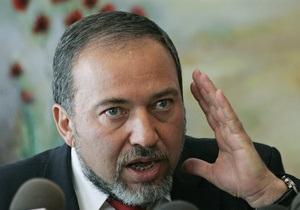 Главе МИД Израиля намерены предъявить обвинения в коррупции