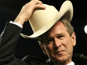Обама прочитал записку Буша