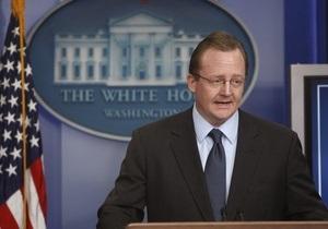 Белый дом не намерен отказываться от санкций в отношении Ирана