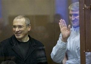 Адвокаты Ходорковского и Лебедева обжаловали приговор