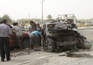 В Багдаде взорван кортеж посольства Франции