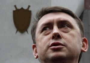 Экс-майора Мельниченко не выпустили в Польшу