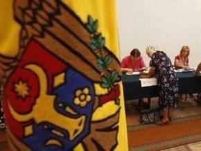 Партия коммунистов Молдовы  набирает уже меньше половины голосов избирателей - ЦИК