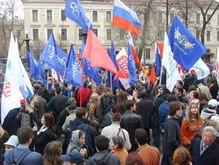 В Москве пройдет антипризывной марш