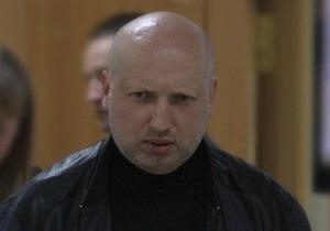 Турчинов прокомментировал новое дело против Тимошенко