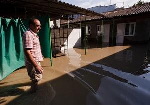 Эксперты: на Кубани выпал  тропический  объем осадков
