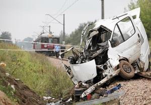 Жертвами крупной аварии в Польше стали жители Тернопольской области