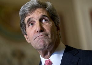 Будущий госсекретарь США: Керри более четырех часов отвечал на вопросы сенаторов