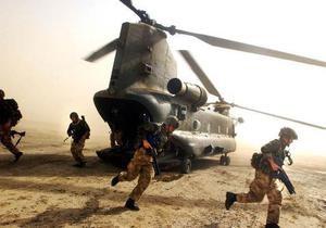 Талибы заявляют, что сбили американский вертолет, участвующий в военной операции НАТО