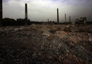 В Краматорске в песчаном карьере погибли трое детей