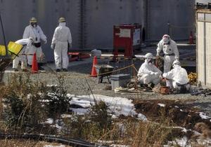 Новости Японии - Землетрясение в Японии - Рядом с АЭС Фукусима зафиксирован тектонический удар