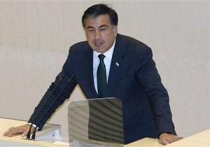 Саакашвили заявил, что открыт для контактов с Россией