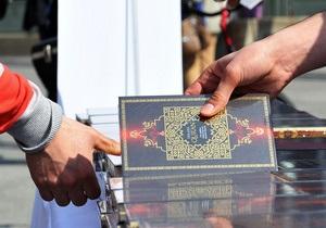 Кандидат в президенты Египта предложил основать конституцию на Коране