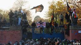 Лондон эвакуирует своих дипломатов из Тегерана
