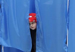 УДАР: Выборы мэра Енакиево проходят с нарушениями