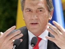 Ющенко: В парламенте произошел политический переворот
