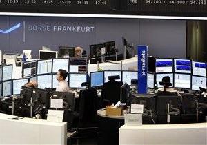 Украинский фондовый рынок открылся снижением котировок