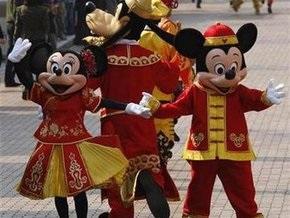 В Шанхае появится Диснейленд