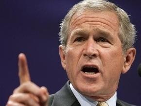 Буш раскритиковал Обаму
