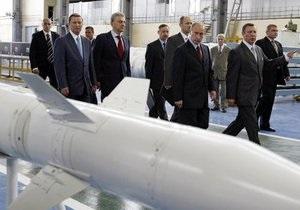 За четыре года Россия удвоила экспорт оружия