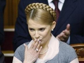 Тимошенко объявила предупреждения трем членам правительства