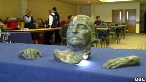 Посмертная маска Сталина продана в Англии за $6000