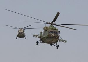 Американский генерал считает наиболее серьезной угрозой в Ливии вертолетные подразделения