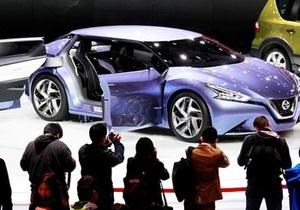 Forbes.ua: пять камбеков Шанхайского автосалона