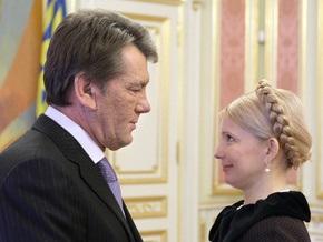 Ющенко: Не надо убеждать, что через два-три месяца кризис пройдет