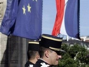 Франция временно приостановила действие Шенгенского соглашения