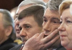 Ющенко о Евро-2012: Пусть правительство закончит пиар и будет прогибаться кверху