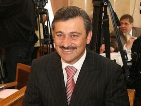 Народный депутат Украины упал с квадроцикла