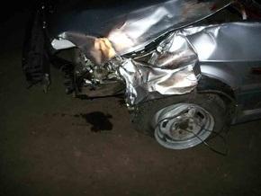 В Полтавской области водитель автомобиля насмерть сбил троих пешеходов