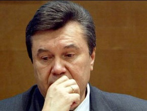 Янукович рассказал о причине роста курса доллара в Украине