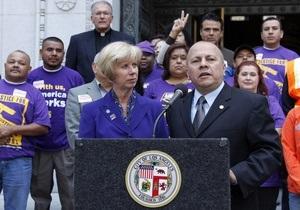 Лос-Анджелес объявил бойкот штату Аризона