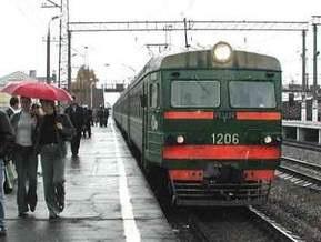 Для разгрузки метро в Киеве пустят электрички по окружной дороге